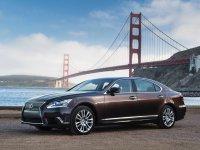 Lexus LS, 4 поколение [2-й рестайлинг], Седан 4-дв., 2012–2016
