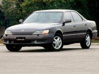 Lexus ES, 2 поколение, Седан, 1991–1997