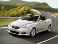 Lexus IS, 2 поколение [рестайлинг], Кабриолет, 2010–2013