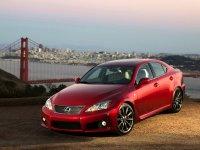 Lexus IS, 2 поколение, F-sport седан 4-дв., 2005–2010