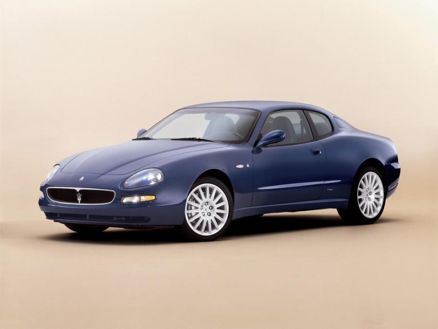 Maserati Coupe купе, 2002–2007, 1 поколение - отзывы, фото и характеристики на Car.ru