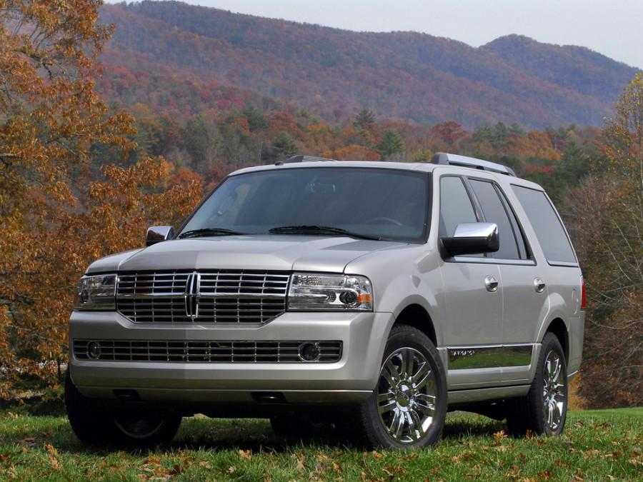 Lincoln Navigator внедорожник 5-дв., 2007–2014, 3 поколение - отзывы, фото и характеристики на Car.ru