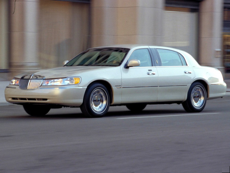 Lincoln Town car L седан, 1998–2014, 3 поколение - отзывы, фото и характеристики на Car.ru