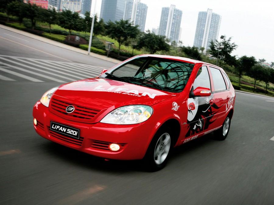 Lifan Breez хетчбэк, 2006–2014, 1 поколение - отзывы, фото и характеристики на Car.ru