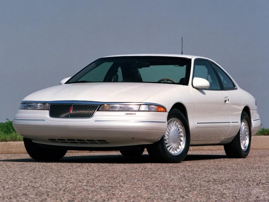 Lincoln Continental Mark Series купе, 1993–2000, 8 поколение - отзывы, фото и характеристики на Car.ru