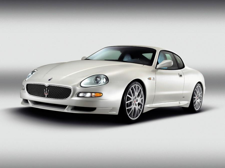 Maserati GranSport купе, 2004–2007, 1 поколение - отзывы, фото и характеристики на Car.ru