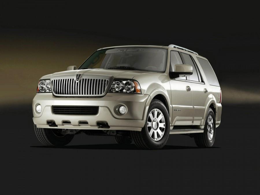Lincoln Navigator внедорожник, 2002–2006, 2 поколение - отзывы, фото и характеристики на Car.ru