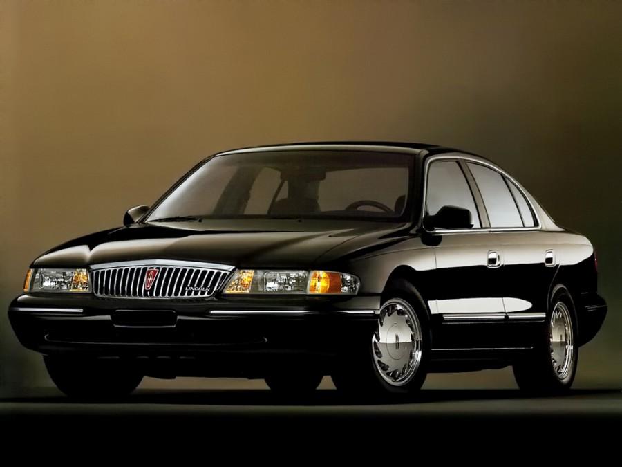 Lincoln Continental седан, 1995–2014, 9 поколение - отзывы, фото и характеристики на Car.ru