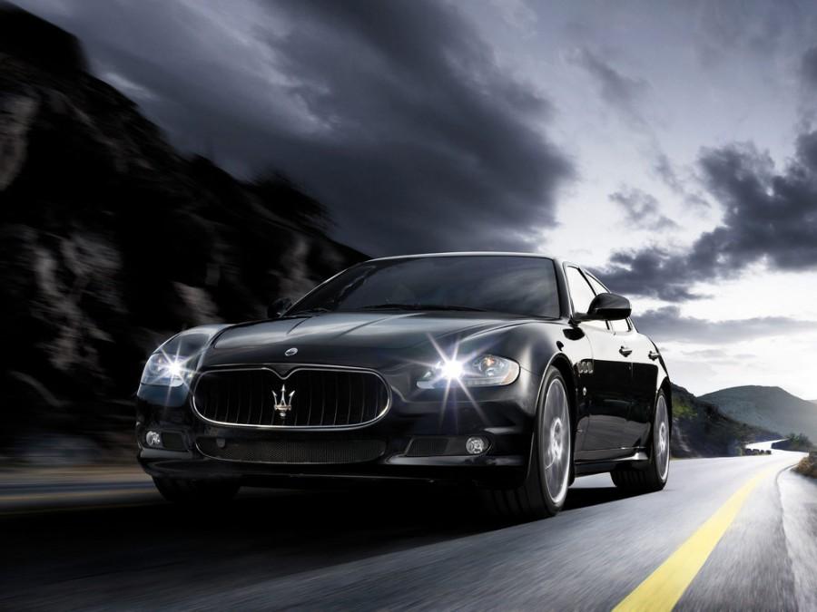 Maserati Quattroporte Sport GT S седан 4-дв., 2008–2012, 5 поколение [рестайлинг] - отзывы, фото и характеристики на Car.ru