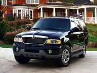 Lincoln Navigator, 1 поколение, Внедорожник, 1997–2003