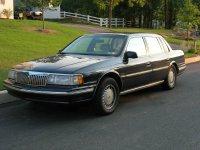 Lincoln Continental, 8 поколение, Седан, 1988–1994