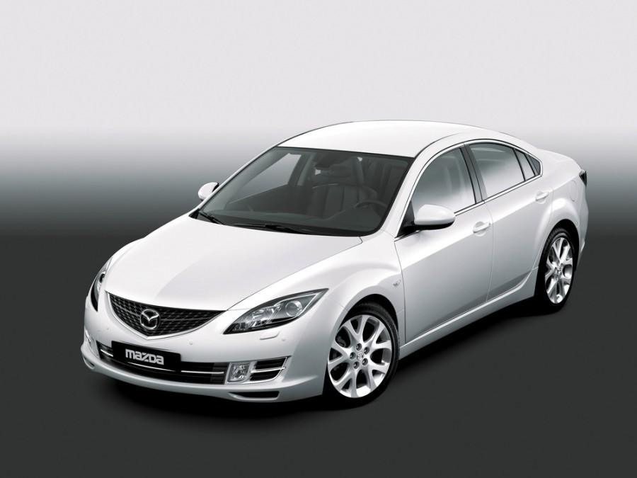 Mazda 6 седан, 2007–2012, 2 поколение - отзывы, фото и характеристики на Car.ru