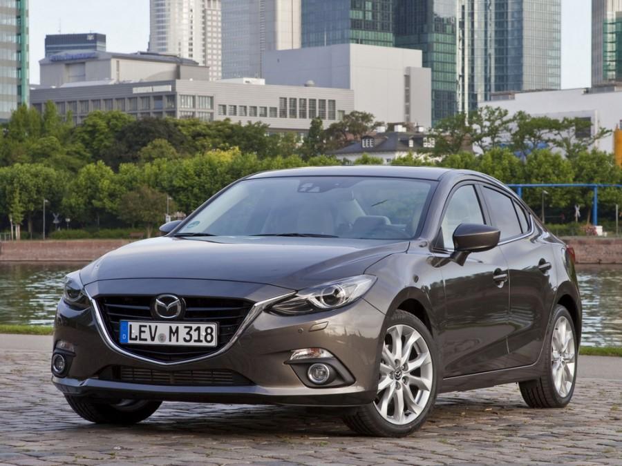 Mazda 3 седан, 2013–2016, BM - отзывы, фото и характеристики на Car.ru