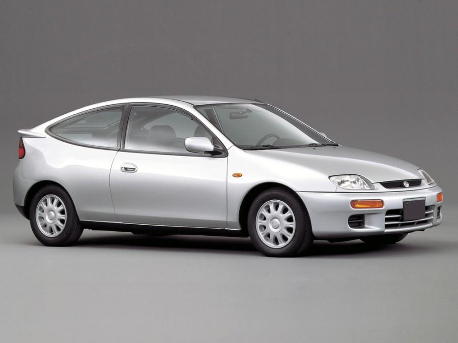 Mazda 323 хетчбэк 3-дв., 1994–1998, BA - отзывы, фото и характеристики на Car.ru