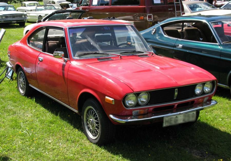 Mazda 616 купе, 1970–1976, 1 поколение - отзывы, фото и характеристики на Car.ru
