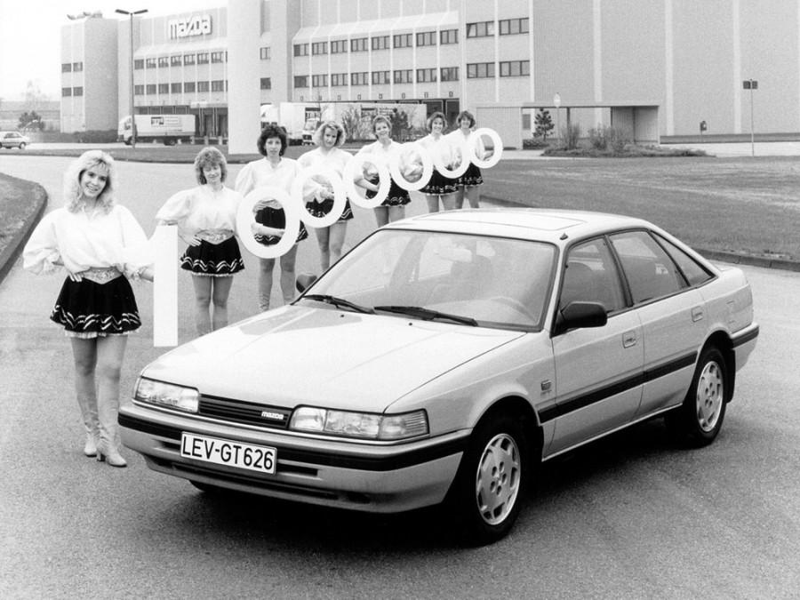 Mazda 626 хетчбэк, 1990–1996, 3 поколение [рестайлинг] - отзывы, фото и характеристики на Car.ru