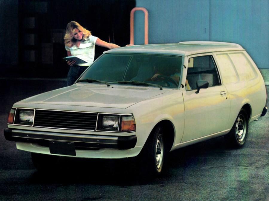 Mazda 323 фургон, 1979–1986, FA [рестайлинг] - отзывы, фото и характеристики на Car.ru