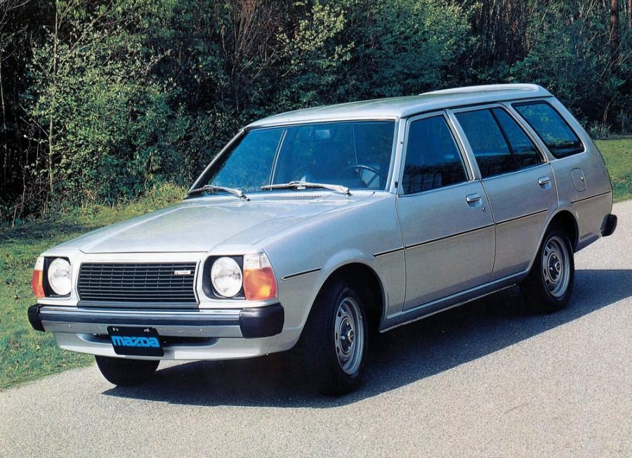 Mazda 323 универсал, 1977–1979, FA - отзывы, фото и характеристики на Car.ru