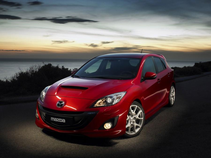 Mazda 3 MPS хетчбэк 5-дв., 2009–2013, BL - отзывы, фото и характеристики на Car.ru