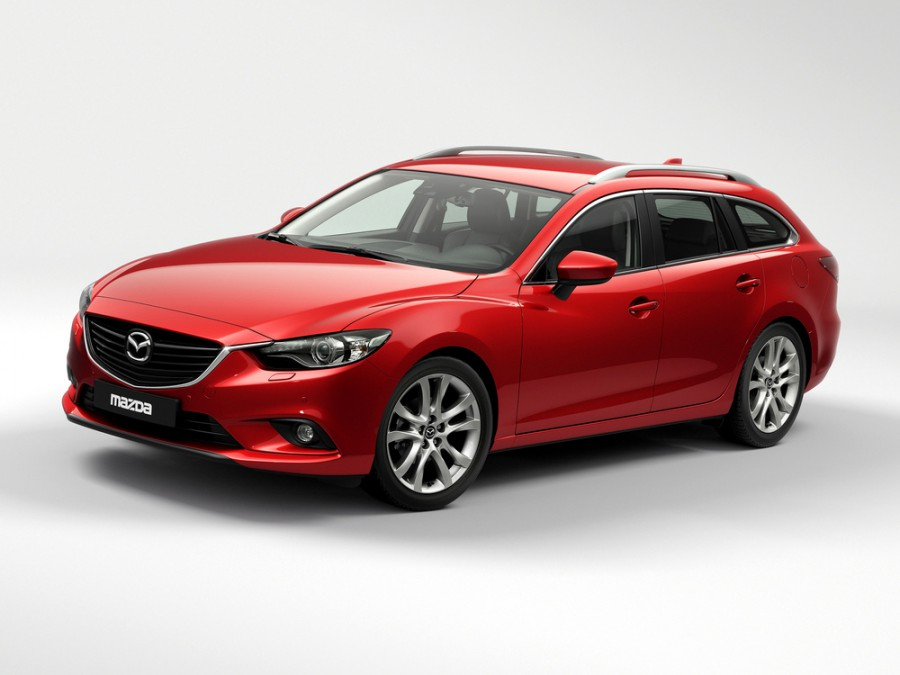 Mazda 6 универсал, 2012–2016, 3 поколение - отзывы, фото и характеристики на Car.ru