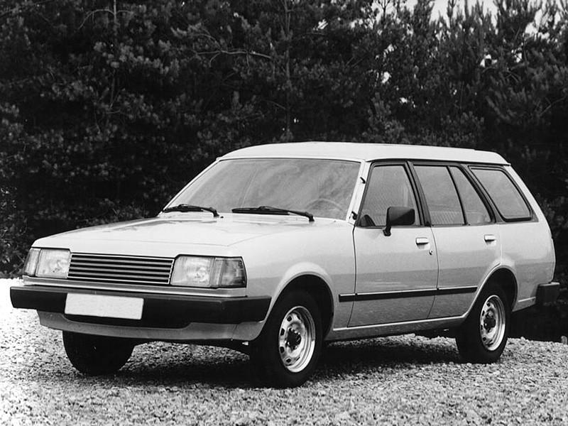 Mazda 323 универсал, 1980–1986, BD - отзывы, фото и характеристики на Car.ru