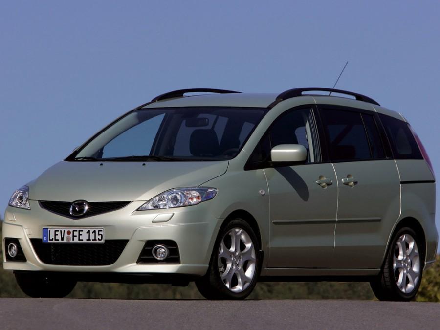 Mazda 5 минивэн, 2008–2016, 1 поколение [рестайлинг] - отзывы, фото и характеристики на Car.ru