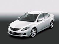 Mazda 6, 2 поколение, Седан, 2007–2012