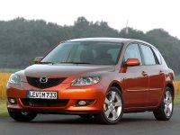 Mazda 3, BK, Хетчбэк 5-дв., 2003–2006