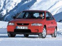 Mazda 323, BA [рестайлинг], Хетчбэк, 1996–2016