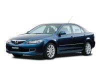 Mazda 6, 1 поколение [рестайлинг], Хетчбэк, 2005–2007
