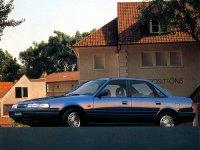Mazda 626, 3 поколение [рестайлинг], Седан, 1990–1996