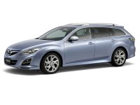 Mazda 6, 2 поколение [рестайлинг], Универсал, 2010–2013
