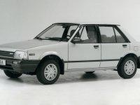 Mazda 323, BD, Седан, 1980–1986