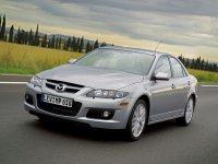 Mazda 6, 1 поколение [рестайлинг], Mps седан 4-дв., 2005–2007