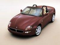 Maserati Spyder, 1 поколение, Кабриолет, 2001–2007