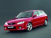 Mazda 323, BJ [рестайлинг], Хетчбэк, 2000–2003