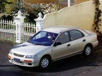 Mazda 323, BA, Седан, 1994–1998