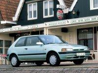 Mazda 323, BG, Хетчбэк 3-дв., 1989–1995