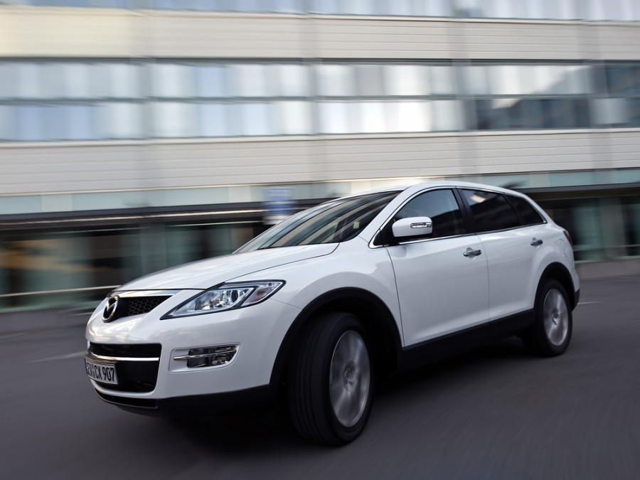 Mazda CX-9 кроссовер, 2007–2009, 1 поколение - отзывы, фото и характеристики на Car.ru