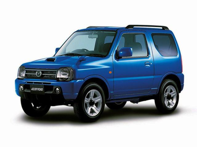 Mazda AZ-Offroad кроссовер, 1998–2004, 1 поколение [рестайлинг] - отзывы, фото и характеристики на Car.ru