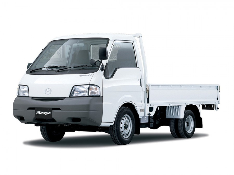 Mazda Bongo, Абакан