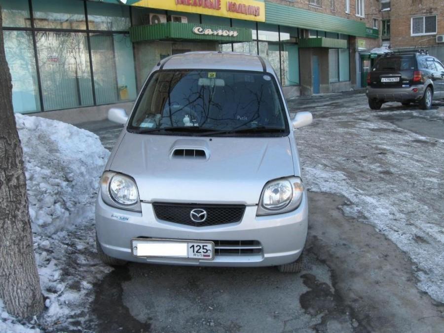 Mazda Laputa хетчбэк 3-дв., 1999–2016, 1 поколение - отзывы, фото и характеристики на Car.ru
