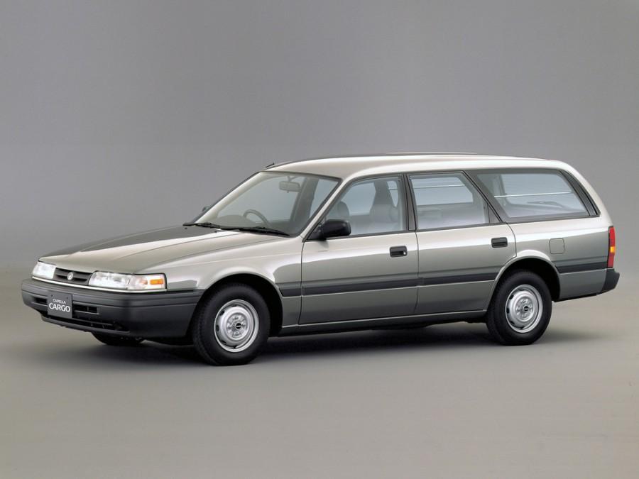 Mazda Capella универсал, 1988–1997, 5 поколение - отзывы, фото и характеристики на Car.ru