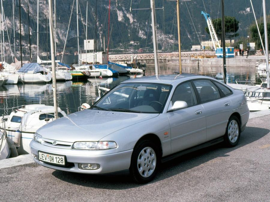 Mazda 626 хетчбэк, 1995–1997, GE [рестайлинг] - отзывы, фото и характеристики на Car.ru