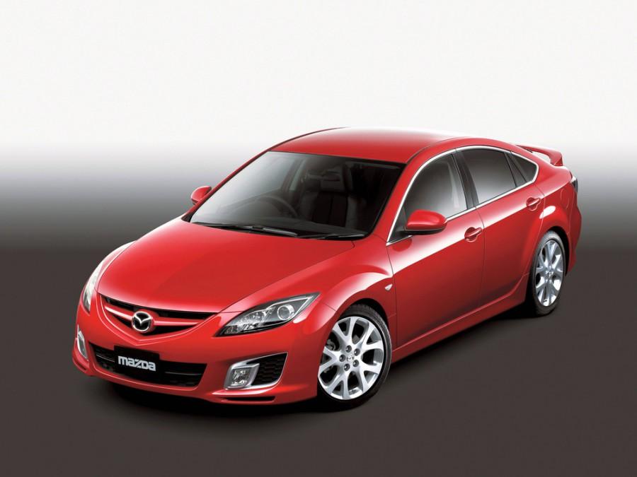 Mazda Atenza хетчбэк, 2007–2010, 2 поколение - отзывы, фото и характеристики на Car.ru
