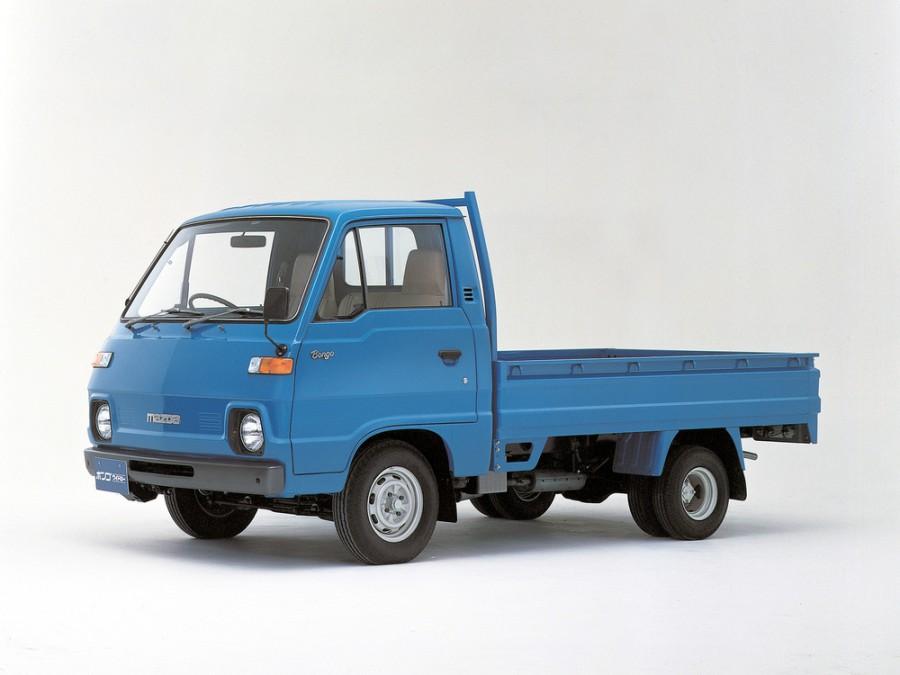Mazda Bongo борт, 2 поколение - отзывы, фото и характеристики на Car.ru