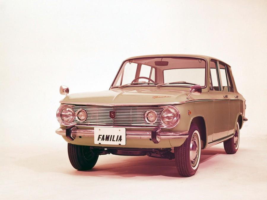 Mazda Familia седан 4-дв., 1 поколение - отзывы, фото и характеристики на Car.ru