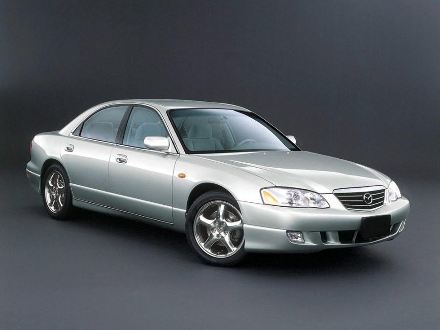 Mazda Millenia седан, 2000–2003, 1 поколение [рестайлинг] - отзывы, фото и характеристики на Car.ru