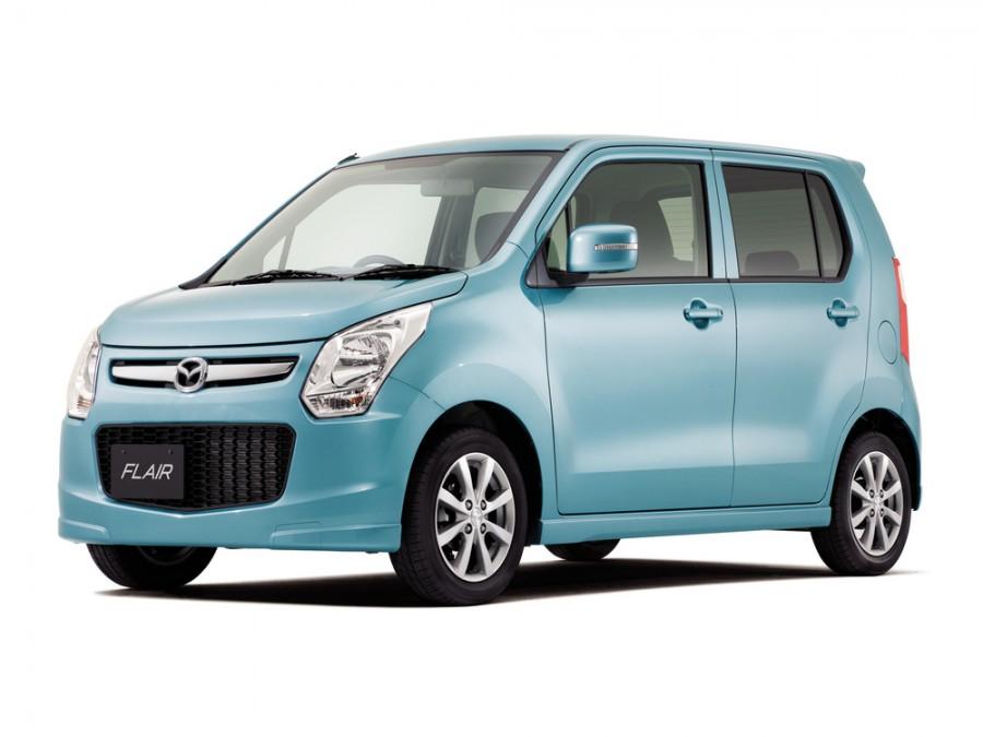 Mazda Flair хетчбэк, 2012–2016, 1 поколение - отзывы, фото и характеристики на Car.ru