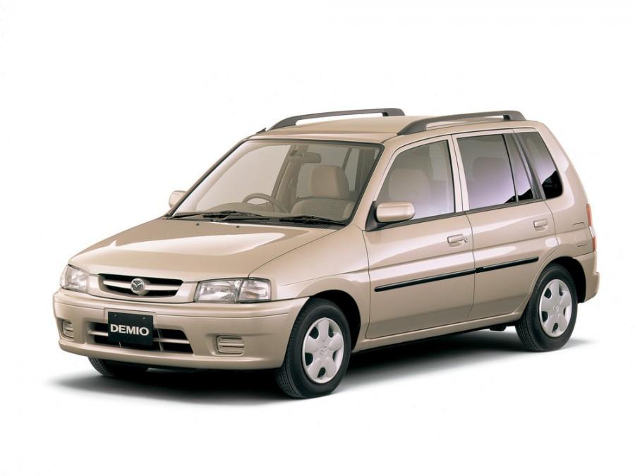 Mazda Demio, Ачинск